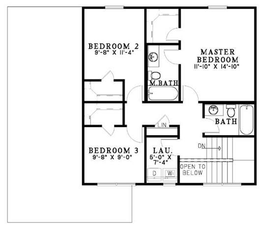 NDG636-Upper Floor