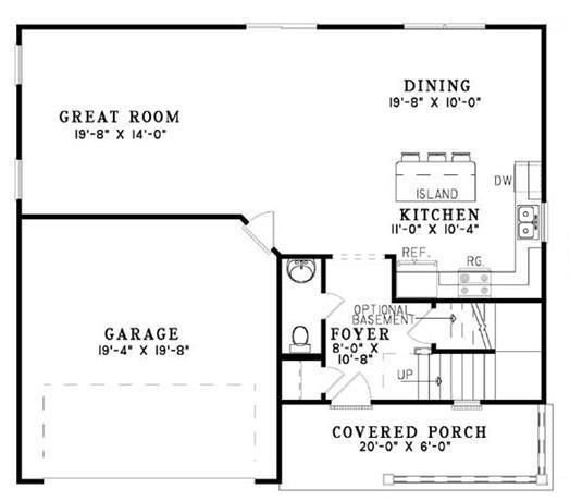 NDG636-Main Floor
