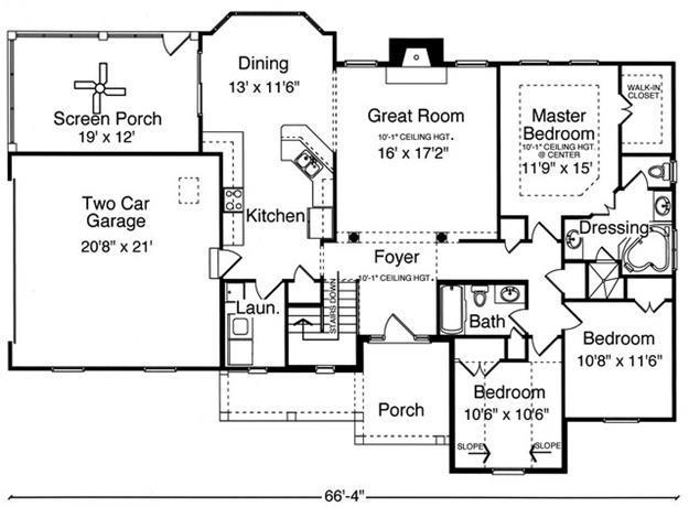 HPP 16537 main floor