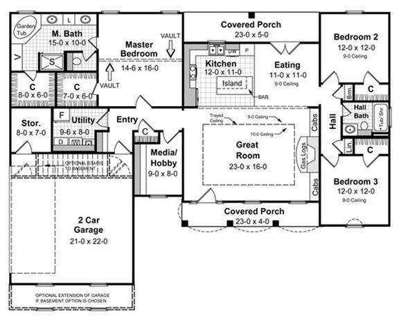 Hpp 15998 main floor
