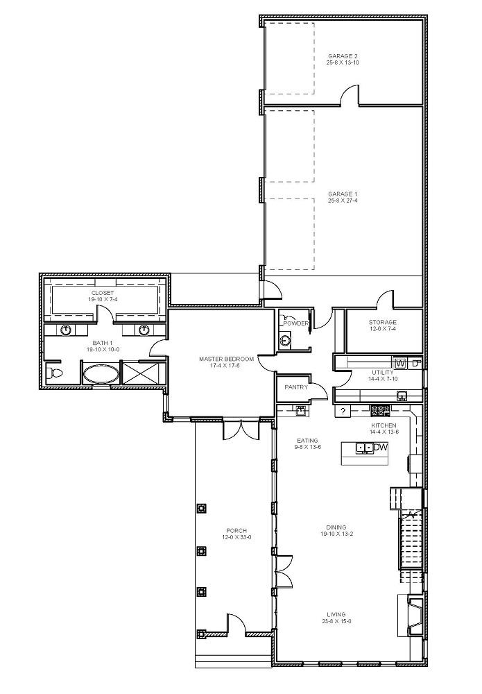 27137 First Floor Plan