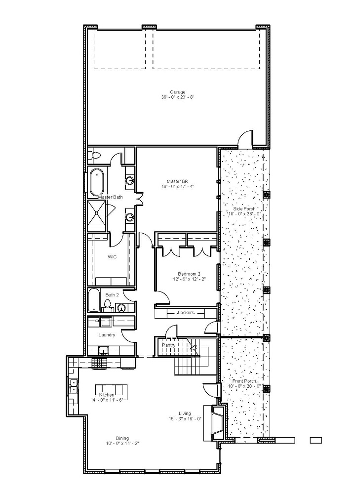 28131 First Floor Plan