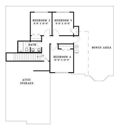 NDG520-Upper Floor