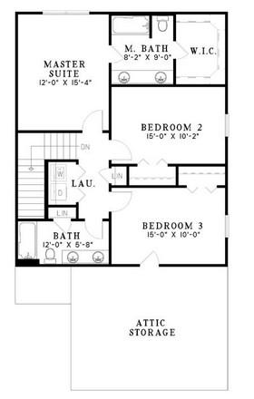 NDG644-Upper Floor