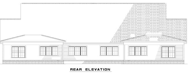 NDG659-Rear Elevation