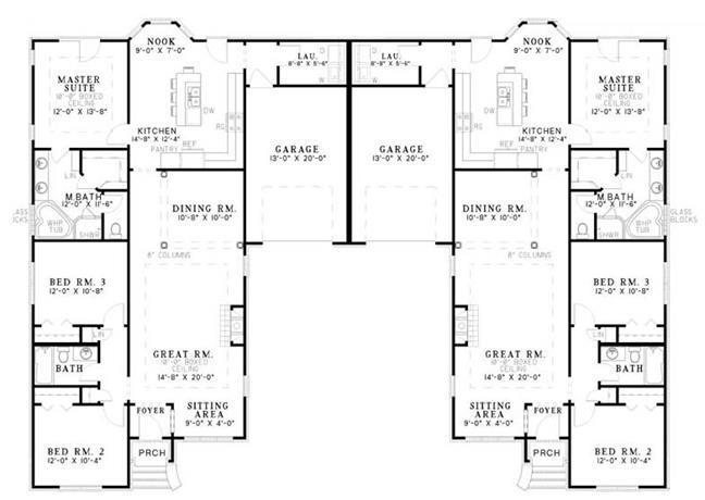 NDG409-Main Floor