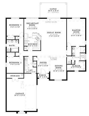 NDG554-Main Floor