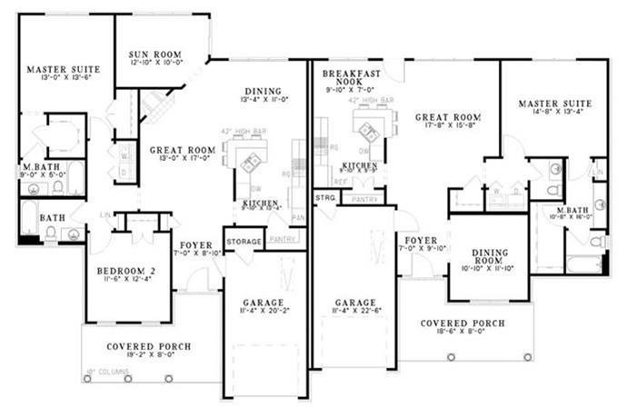 NDG658-Main Floor