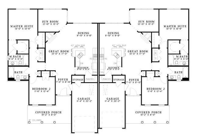 NDG659-Main Floor