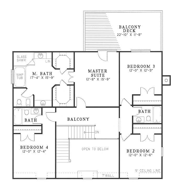 NDG324-Upper Floor