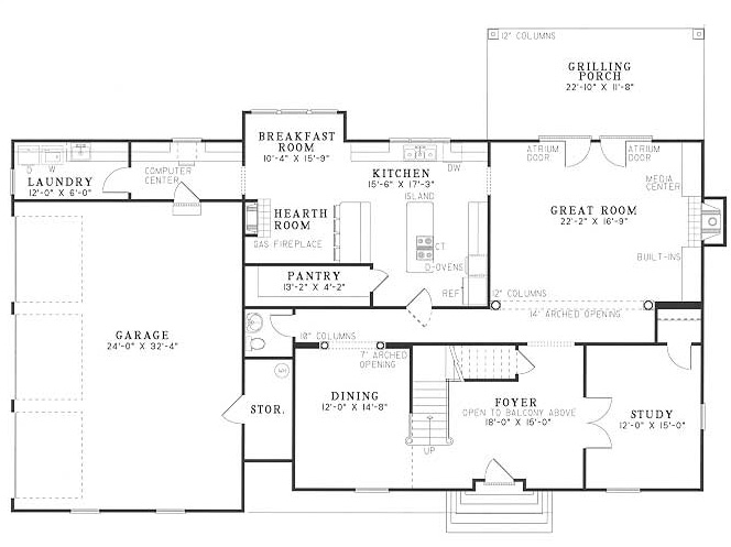 NDG324-Main Floor