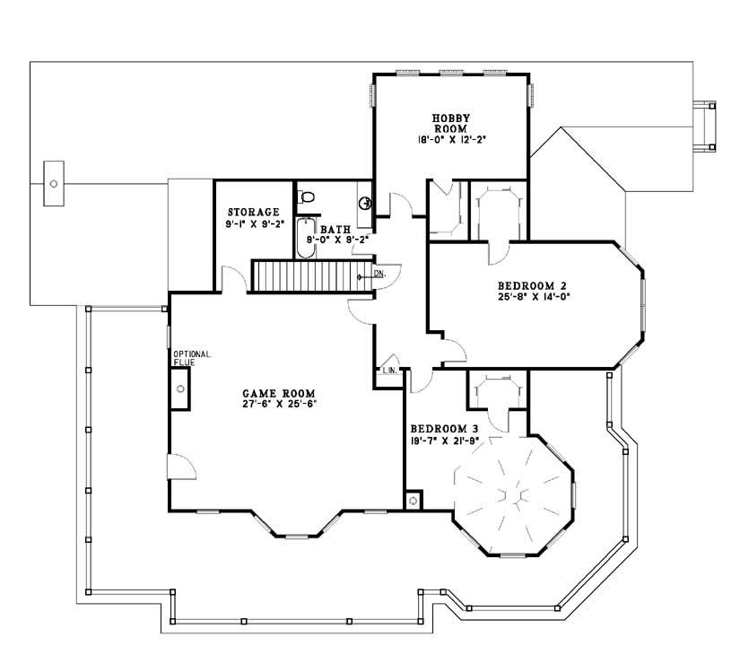 NDG493-Upper Floor