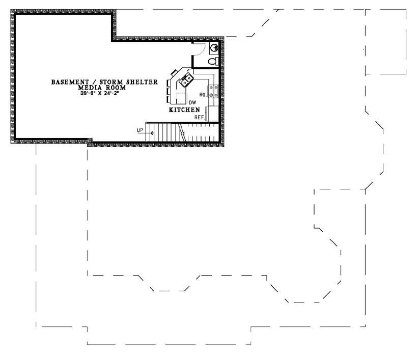 NDG493-Basement